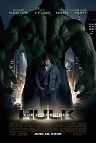 Zombos Closet: The Hulk Movie Poster
