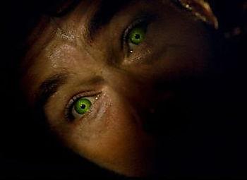 Zombos Closet: Banner_green_eyes